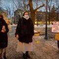 ВИДЕО | Митинг в поддержку выборов нового мэра Нарвы глазами блогера RusDelfi