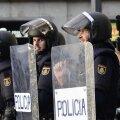 Politsei peab Hispaanias asendama poliitilist dialoogi.