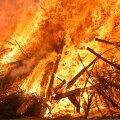 VIDEO: Ghana tanklas hukkus tulekahjus üle 90 inimese