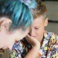 VIDEO | Valus vaadatagi! Inger lasi uue kodu kiibi omale naha alla panna