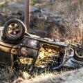 Traagiline liiklusõnnetus Hiiumaal