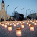 Pühapäeval mälestatakse märtsiküüditamise ohvreid