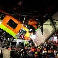 VIDEO   Méxicos varises rongi all kokku metrooviadukt, hukkus vähemalt 23 inimest