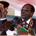 Mugabe vannutati uuesti pidulikult ametisse