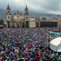 Lõuna-Ameerika protestimeeleolud lahvatasid nüüd rahutusteks Colombias