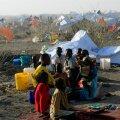 REUTERSI VIDEO: Ligi 8000 Lõuna-Sudaani põgenikku otsib varjupaika Sudaanis