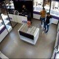 Narvas varastati ehtepoest ligikaudu 200 000 euro väärtuses ehteid
