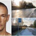 Таинственное похищение человека на шоссе Таллинн-Тарту: спустя пять лет суд решает, что делать с пропавшим мужчиной