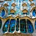 CASA BATLLÓ: aastatel 1904-06 Antoni Gaudí poolt uue ilme saanud hoone on üks Barcelona sümboleid.