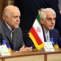 Iraani naftaminister kohtumas Saksamaa majandusministriga