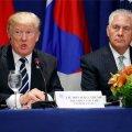 Trump ja Tillerson