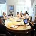 Комиссия Рийгикогу по культуре ознакомилась с планами развития бренда Эстонии