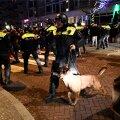 Türgi nõuab juriidiliste sammude astumist Rotterdami politseinike vastu
