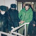 Navalnõi paigutati Moskva Matrosskaja Tišina eeluurimisvanglasse