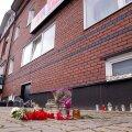 Обвиняемые по делу об убийстве возле бара в Ласнамяэ предстали перед судом. Потерпевшей стало плохо