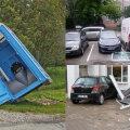 FOTOD | Vaata, millist kahju on sügistorm üle Eesti külvanud
