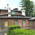 Aegviidu jaam on Eestis ainus, mille kõik hooned on säilinud.