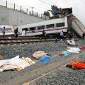 78 hukkunuga õnnetuse põhjustanud Hispaania surmarongi juhile esitati süüdistus tapmises