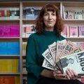 VIVE LA FRANCE!: Triinu Tamm on ilukirjanduse tõlkija prantsuse keelest ja Loomingu Raamatukogu peatoimetaja.