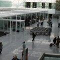 Müncheni lennujaama turvakontroll.