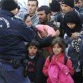 EL avaldas 700 miljoni euro suuruse rändekriisi hädaabiplaani eeskätt Kreeka jaoks