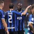 Internazionale v Lazio - Serie A - Giuseppe Meazza