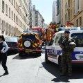 Prantsusmaal vahistati presidendivalimiste esimese vooru eel rünnakut kavandanud mehed