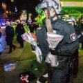 VIDEO ja FOTOD: Hamburgis toimus tänavalahing kurdide ja islamiäärmuslaste vahel
