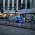 ФОТО | Четыре таллиннских торговых центра и аэропорт получили бомбовые угрозы. Полиция задержала подозреваемую