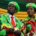 """FOTOD   Zimbabwe esiperekonna pillav elustiil: """"60 000 randmel, kui su issi juhib kogu riiki!"""""""