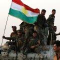 Iraagi ja kurdi vägede vahel toimub Kurdistani piiril tulevahetus