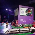 Гости TEDxLasnamäe приобрели 258 билетов на поезд в Lego City