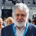 Ukrainian business tycoon Kolomoisky attends the Yalta European Strategy annual meeting in Kiev