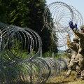 Araabia sotsiaalmeedias räägitakse Leedu piiri ületamise lihtsusest