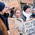 Pensionireformi meeleavaldus, Kaja Kallas