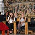 Tallinn tunnustas rahvusvahelistel olümpiaadidel osalenud õpilasi