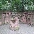 Mälestusmärk Berliini koduperenaiste mässule (Foto: Wikimedia Commons / Avi1111)