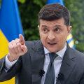 Зеленский указал, что РФ не вправе требовать поправок к конституции о Донбассе