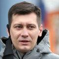 К оппозиционеру Дмитрию Гудкову, его родственникам и соратникам пришли с обысками