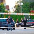 Itaalia kiirteel rööviti rahakulleritelt kümme miljonit eurot