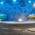 Подводный тоннель в виде медузы станет новой достопримечательностью Фарерских островов