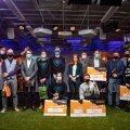 Prototron выделил на инновационные идеи эстонских команд рекордные 120 000 евро