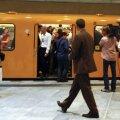 Berliini metroos sõitis ringi surnud mees