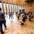 Vaktsineerimine kultuurikeskuses Kaja