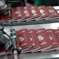 Moskva annab umbes miljonile idaukrainlasele Venemaa passi