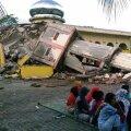 VIDEO ja FOTOD: Indoneesia Sumatra saart tabas tugev maavärin