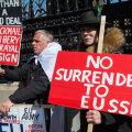 Protest Euroopa Liidu vastu Londonis