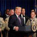 Trump Las Vegases: me ei hakka täna relvakontrollist rääkima