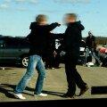 Karm nädalavahetus: politsei sai Tallinnas mitukümmend kallaletungi väljakutset