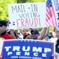 SELGITAV VIDEO | Võltsimine? Suur pettus? Vaata, miks USA valimisi saadavad teravad süüdistused